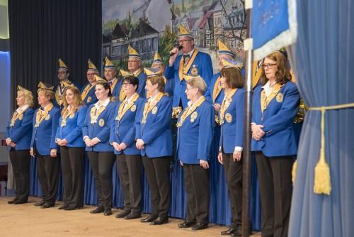 Prunksitzung Blau Gold Muffendorf 2018 Karneval Paparazzi